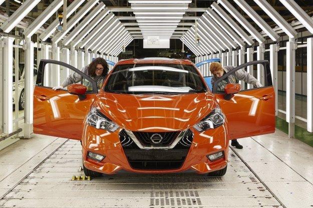 Ruszyła produkcja nowej generacji miejskiego Nissan Micra