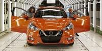 www.moj-samochod.pl - Artykuďż˝ - Ruszyła produkcja nowej generacji miejskiego Nissan Micra