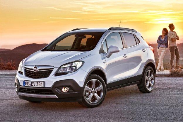 Opel Mokka już dostępny