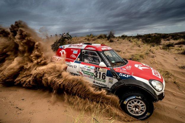 Dakar 2017 zakończony Jakub Przygoński na 7 miejscu