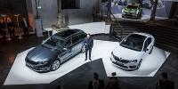 www.moj-samochod.pl - Artykuďż˝ - Zmodernizowana Skoda Octavia po premierze w Wiedniu