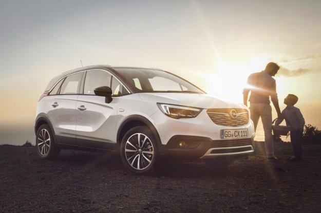 Opel Crossland X zastąpi model Opel Meriva