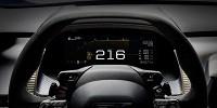 www.moj-samochod.pl - Artykuďż˝ - Ford GT z jedyną w swoim rodzaju deską rozdzielczą