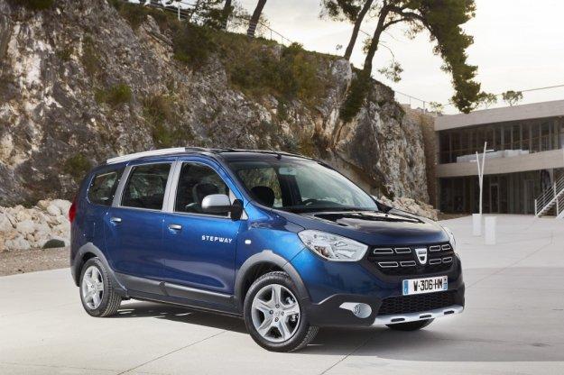 Powiew świeżości w modelach Dacia Dokker i Dacia Lodgy