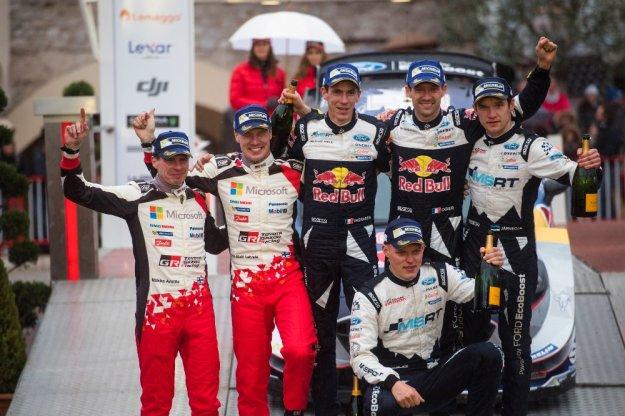 Nowy sezon WRC, nowe samochody i duże zmiany kadrowe
