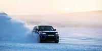 www.moj-samochod.pl - Artykuďż˝ - Range Rover Sport SVR szybki nie tylko na asfalcie