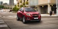 www.moj-samochod.pl - Artykuł - Chevrolet Trax gotowy do startu