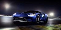 www.moj-samochod.pl - Artykuďż˝ - Ford udostępnił pełną specyfikację ulicznej wersji Ford GT