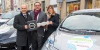 www.moj-samochod.pl - Artykuďż˝ - Nissan nowym partnerem Europejskiej Zielonej stolicy