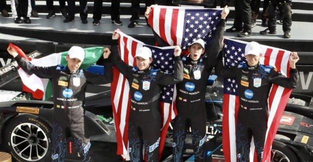 24 godzinny wyścig na torze Daytona zakończony