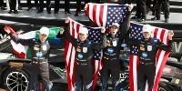 www.moj-samochod.pl - Artykuďż˝ - 24 godzinny wyścig na torze Daytona zakończony
