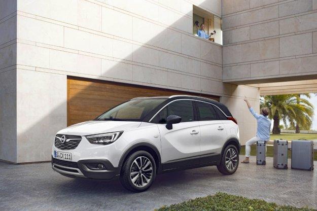 Opel Crossland X, kolejna tegoroczna premiera w internecie