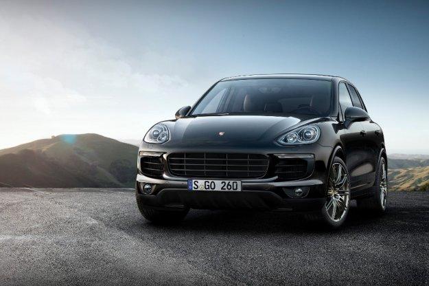 Dwa nowe modele Porsche w wersji Platinium Edition