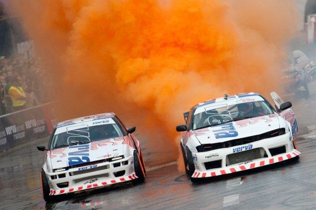 Verva Street Racing - zapach świeżych opon