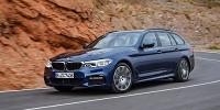 www.moj-samochod.pl - Artykuďż˝ - BMW serii 5 w nadwoziu Touringodświeżone