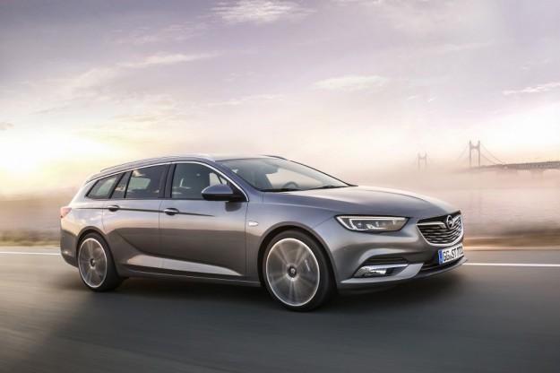Opel Insignia Sports Tourer niemieckie usportowione kombi