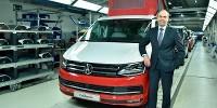 www.moj-samochod.pl - Artykuďż˝ - Jedyny w swoim rodzaju Volkswagen bije rekordy sprzedaży