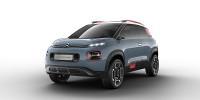 www.moj-samochod.pl - Artykuďż˝ - Citroen C-Aircross Concept, Citroen Cactus w nadwoziu SUV