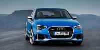 www.moj-samochod.pl - Artykuďż˝ - Nowy Audi RS3 Sportback z 400 konną jednostką