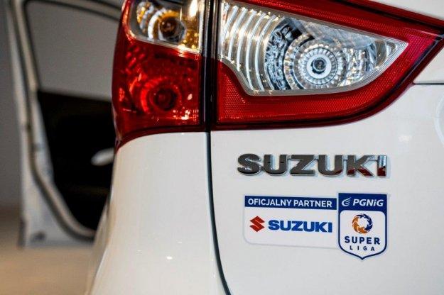 Suzuki partnerem nowo powstałej ligi piłki ręcznej