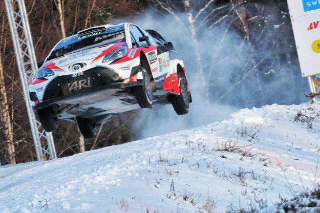 Latvala z pierwszą wygraną Toyoty po powrocie do WRC