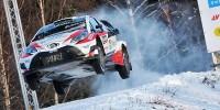 www.moj-samochod.pl - Artykuďż˝ - Latvala z pierwszą wygraną Toyoty po powrocie do WRC