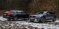 www.moj-samochod.pl - Artykuł - Volvo V90 Cross Country bezdroża to jego natura