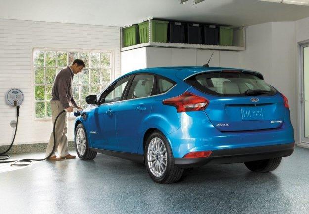 Ford Focus Electric dostępny w Europie