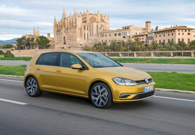 Nowy Volkswagen Golf nie zawojuje w zakresie bezpieczeństwa