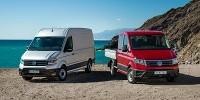 www.moj-samochod.pl - Artykuł - Rozpoczęła się przedsprzedaż modelu Volkswagen Crafter