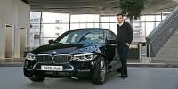 www.moj-samochod.pl - Artykuł - Nowe BMW serii 5 dostarczane jest już do pierwszych klientów