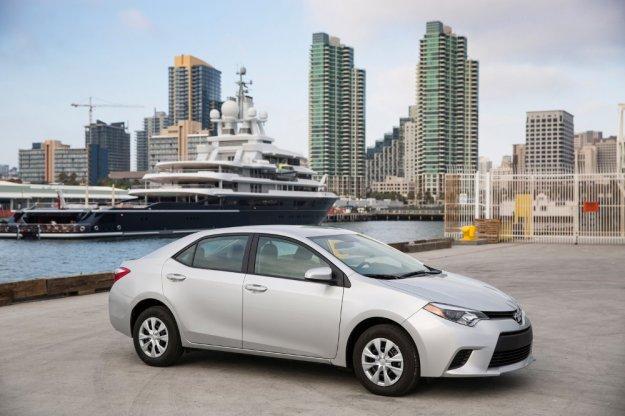Toyota Corolla od 13 lat niezwyciężona