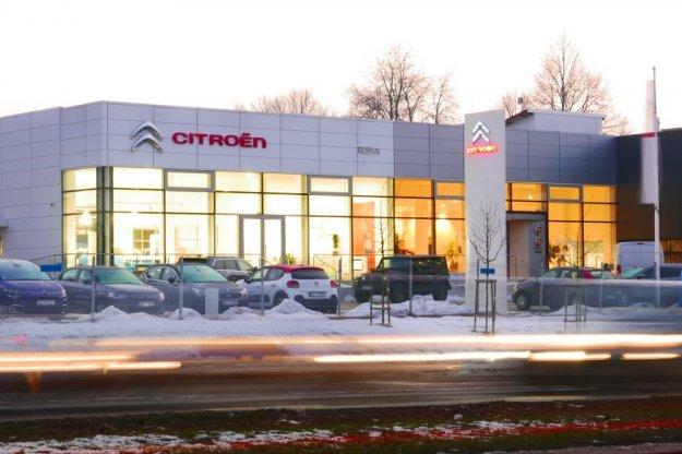 W Olsztynie powstał nowy salon Citroen