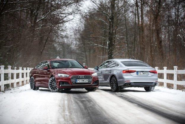 Nadjeżdża nowa generację modelu Audi A5 i S5