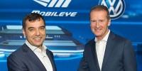 www.moj-samochod.pl - Artykuďż˝ - Volkswagen i Mobileye łączą siły