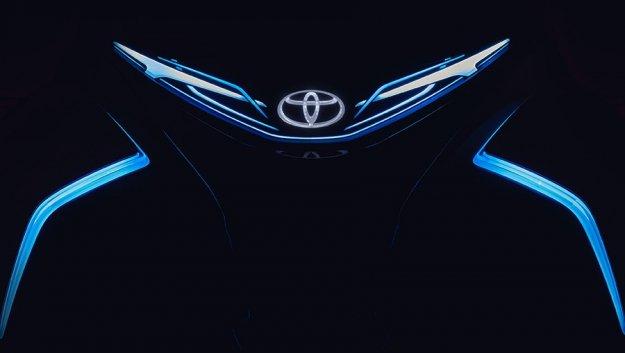 Toyota na tegorocznych targach w Genewie