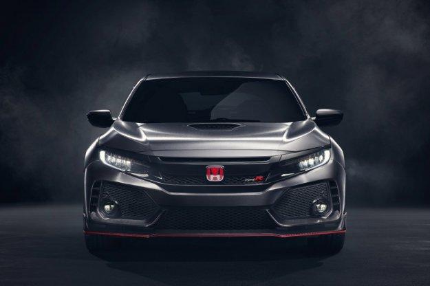 Honda Civic R ostatnie poprawki przed produkcją