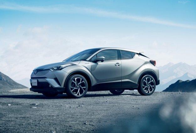 Toyota CH-R zagrożenie dominacji Skody na polskim rynku