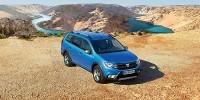 www.moj-samochod.pl - Artykuďż˝ - Dacia poszerza rodzinę wyżej zawieszonych modeli o Dacia Logan MCV Stepway