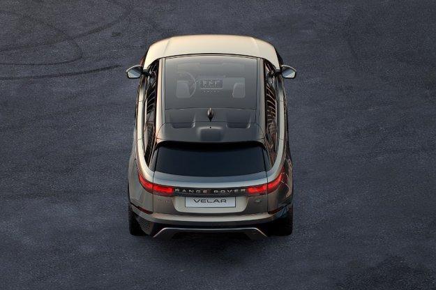 Range Rover Velar nowy model brytyjskiego producenta premium