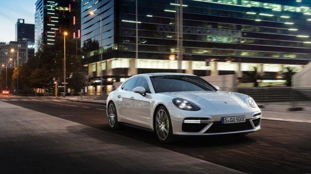 Porsche zaprezentuje w Genewie najmocniejszą wersję Panamera