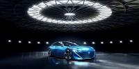 www.moj-samochod.pl - Artykuďż˝ - Peugeot Instinct Concept francuski lew pokazuje pazury