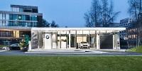 www.moj-samochod.pl - Artykuďż˝ - BMW Luxury Excellence Pavilion w Warszawie