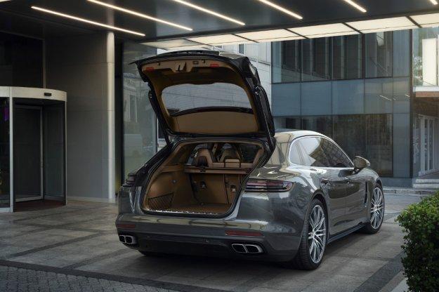 Porsche Panamera w nadwoziu Sport Turismo