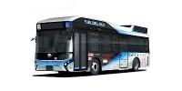 www.moj-samochod.pl - Artykuďż˝ - Pierwszy autobus Toyota FC Bus zasilany wodorem na ulicy