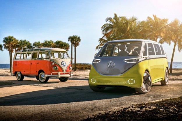 Volkswagen I.D. Buzz początek ewolucji niemieckiej marki