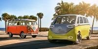 www.moj-samochod.pl - Artykuďż˝ - Volkswagen I.D. Buzz początek ewolucji niemieckiej marki