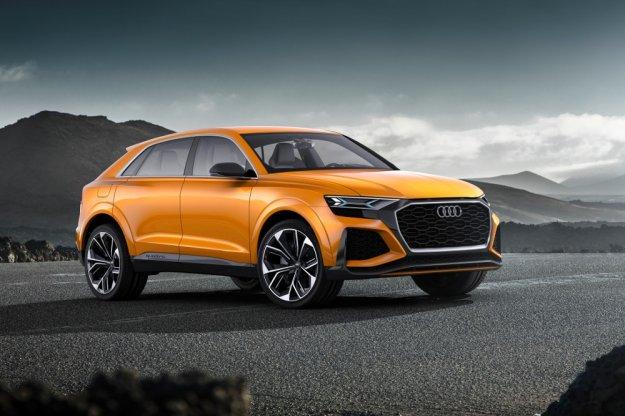 Ostatnia faza koncepcyjna modelu Audi Q8