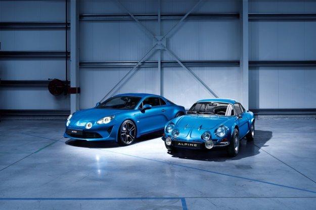 Francuski producent sportowych samochodów Alpine powrócił