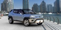 www.moj-samochod.pl - Artykuďż˝ - Nowy SUV koreańskiego SsangYong w Genewie